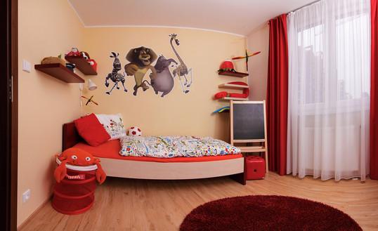 Vzorový byt Harfa Park Praha