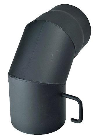 Koleno s klapkou průměr 150 mm 45°