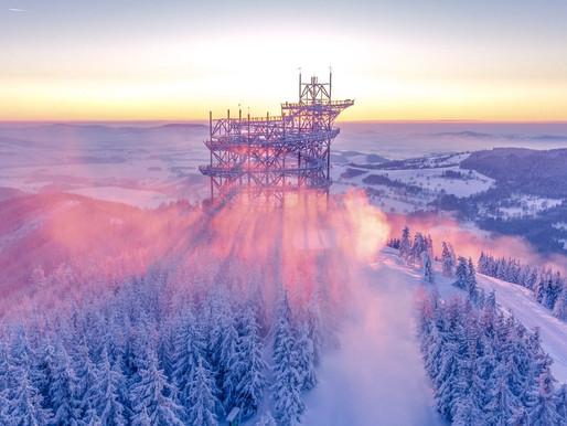 Už jste se někdy procházeli v oblacích?Uskutečněte svůj sen na Dolní Moravě.