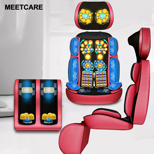 Body Cushion Massage Chair With Heat