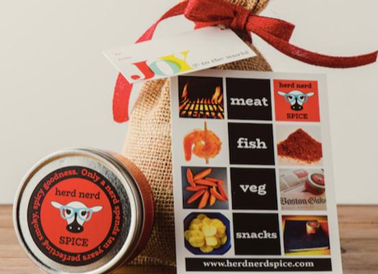 Herd Nerd Spice+Gift Wrap
