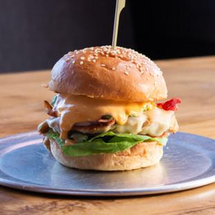 Grilled Chicken Verde Sandwich