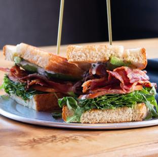 The Bacon, Arugula, Avocado & Tomato (BAAT) Sandwich