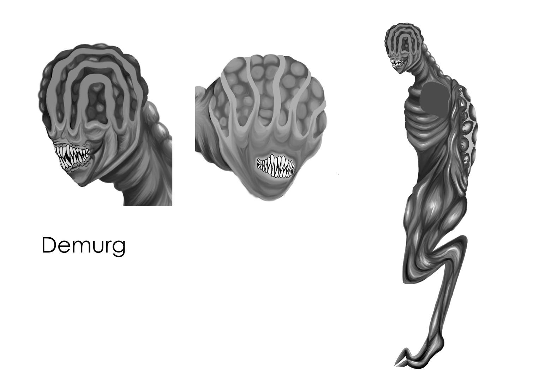 Creature Concept_Demurg 2