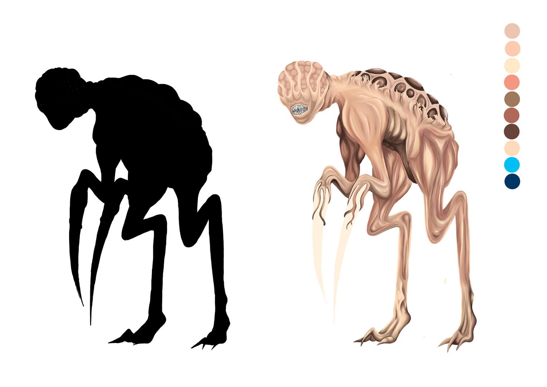 Creature Concept_Demurg 1