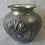 Thumbnail: 1930s Vintage French Deco Repousse Pewter Vase