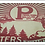 Thumbnail: Vintage Peters Gun Co. Counter Felt Advertisement