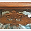 Thumbnail: Antique Victorian Walnut Carved Ottoman
