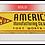 Thumbnail: Vintage 1955 Amcot Oil Porcelain Sign (American)