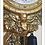 Thumbnail: Vintage French Wag on Wall Repousse Brass Clock
