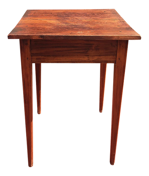 1800s Federal Side Table