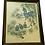 Thumbnail: Vintage E. Paxton Oliver Blue Jay Art Print Framed
