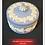 Thumbnail: Vintage Blue Wedgwood Trinket/Jewelry Pottery Box