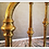Thumbnail: Vintage Solid Brass Full Sized Bed