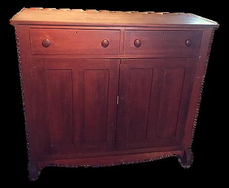 19th Century Empire Jelly Storage Cabinet