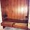 Thumbnail: 1800s English High Back Tavern Settle Bench