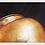 Thumbnail: Antique Large Solid Brass Floor Planter