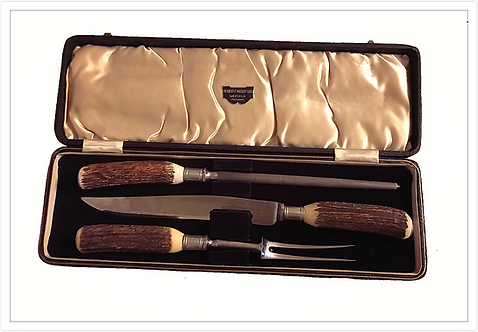 English Cutlery Set in Original Box