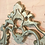 Thumbnail: Rococo Gold King Headboard