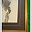 Thumbnail: Signed Original Framed Eagle Pen/Ink Artwork