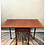 Thumbnail: Biggs Solid Mahogany Queen Anne Drop Leaf Table