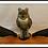 Thumbnail: Rare Antique Decoy Paper Mache OWL & 2 CROWS Set