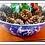 Thumbnail: Vintage Graniteware Serving Bowl with Handles