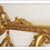 Thumbnail: Vintage 1940/1950s Gilded French King Headboard