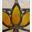 Thumbnail: Antique Stained Glass Window