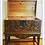 Thumbnail: Vintage Spanish Carved Chest with Pedestal