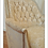 Thumbnail: Tufted Modern French Chaise Lounge