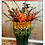 Thumbnail: Large Elaborate Porcelain Floor Planter