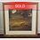 Thumbnail: Vintage Pastoral Scene Print with Gold Wood Frame