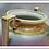 Thumbnail: Antique Nippon Art-Deco Hand Painted Gilt Vase