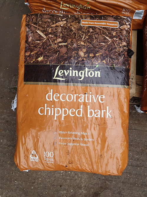 Landscape bark 100 litre bale