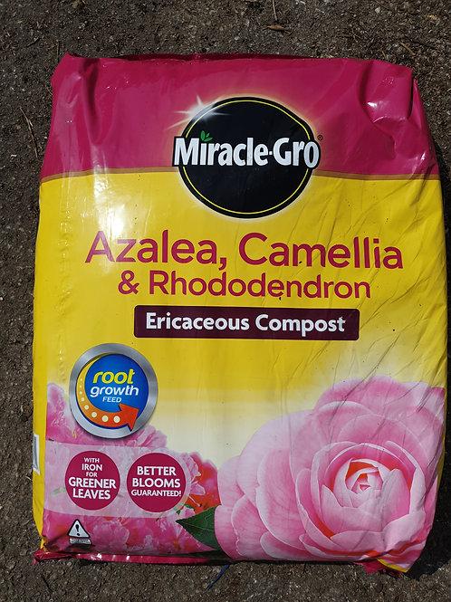 Ericaceous compost 40l