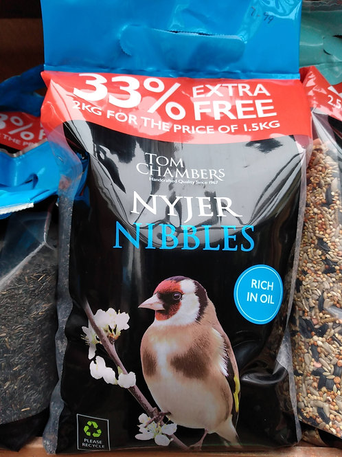 Nyjer nibbles 2kg