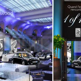 Mini & Rolls-Royce Event