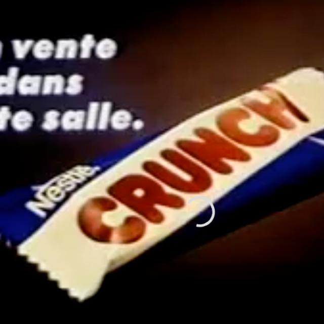 Crunch Barre Glaçée