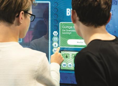 Blockchain for Beginners; Lernspiel Bitsnake erklärt Kryptowährungen