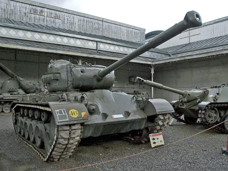 """M26 Pershing """"Der Tiger Bändiger"""""""