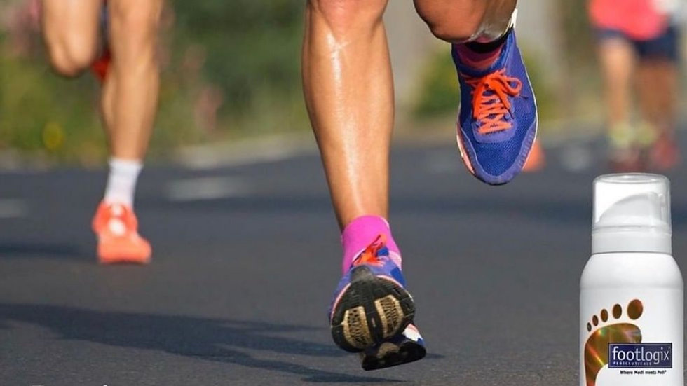 Sweaty Feet Formula