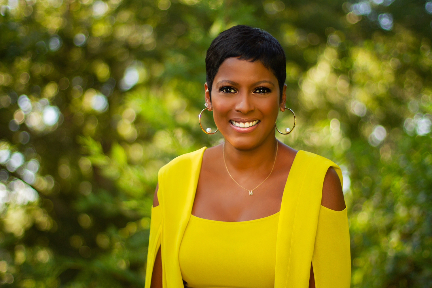tamron-hall-yellow