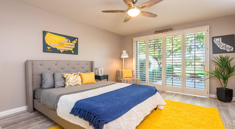 California Bedroom