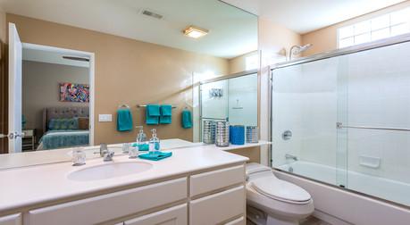 Grateful Bathroom
