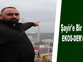 Hamza Şayir'e Bir Tepkide EKOS-DER'den Geldi!