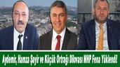 Kerem Aydemir, Hamza Şayir'e ve Ali Osman Ayaz'a Fena Yüklendi!