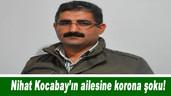 Nihat Kocabay'ın ailesine korona şoku!