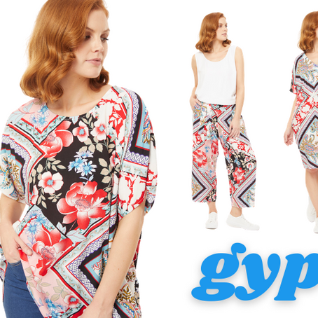 Gypsy Print Story