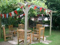 Stacey Centre Garden